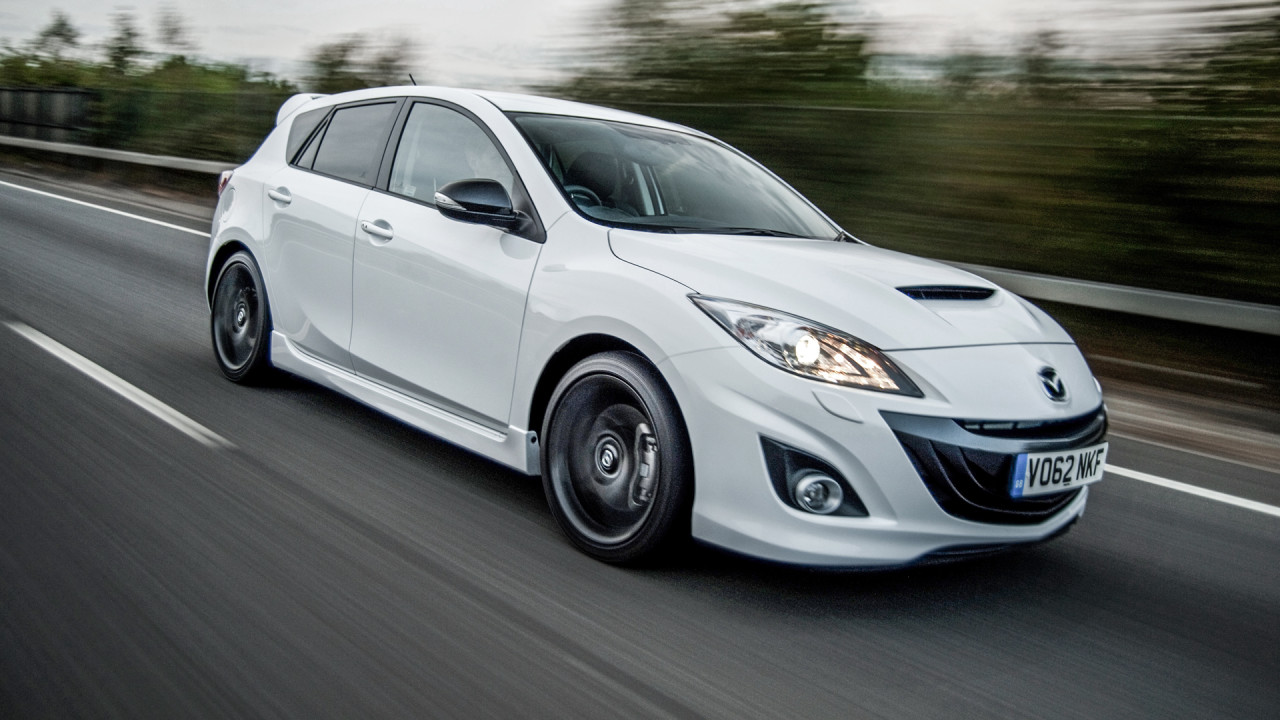 newmotoring bbr mazda 3 getting close to a mazda hot hatch newmotoring. Black Bedroom Furniture Sets. Home Design Ideas