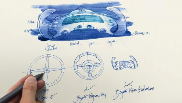01-Bugatti-Vision-Gran-Turismo-Concept-Interior-Design-Sketch-Steering-Wheel
