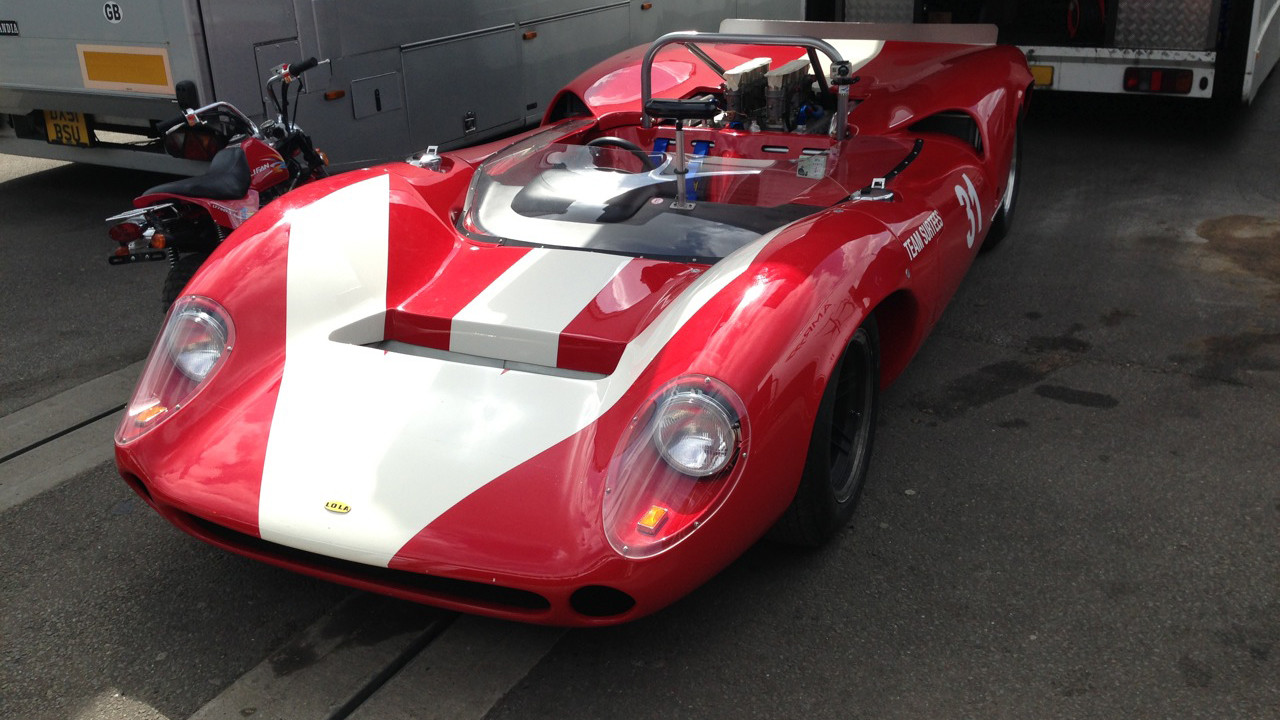NewMotoring For Sale: Race Winning 1966 Lola T70 MK2
