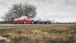 Mazda MX5 Generations