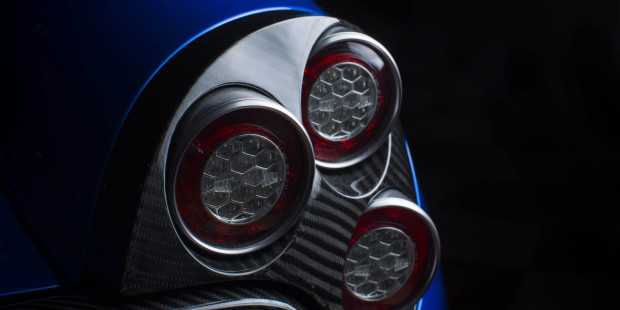 Newmotoring Pagani Huayra Lights