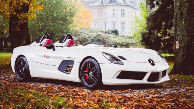 newmotoring for sale: the super rare stirling moss slr 722