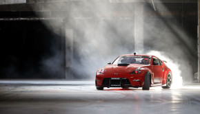Nissan-Black-Friday-370Z-Drift