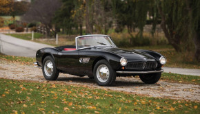 BMW 507 Sotheby Auction New York
