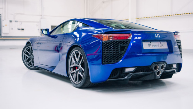 NewMotoring How The Lexus LFA Went From Mad Concept To V10 Monster
