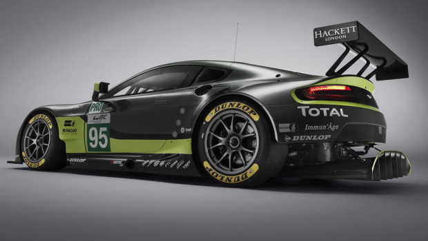 Attractive Stories Aston Martin V8 Vantage GTE 2016