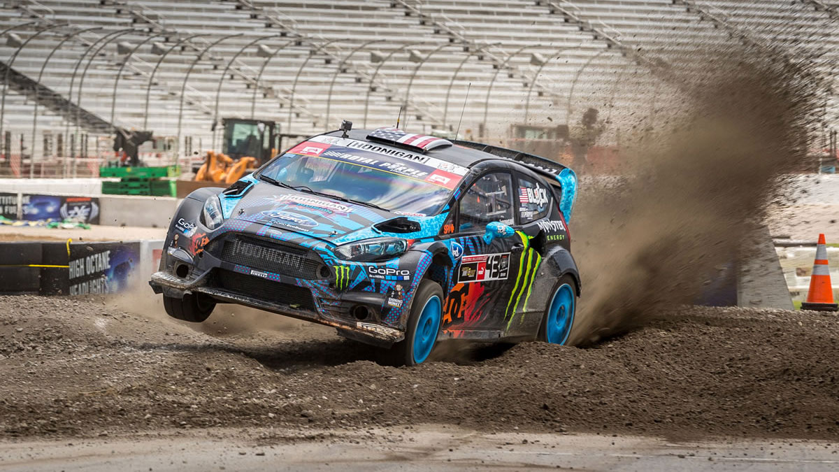 newmotoring ken block wants you to buy his lightly used ford fiesta. Cars Review. Best American Auto & Cars Review