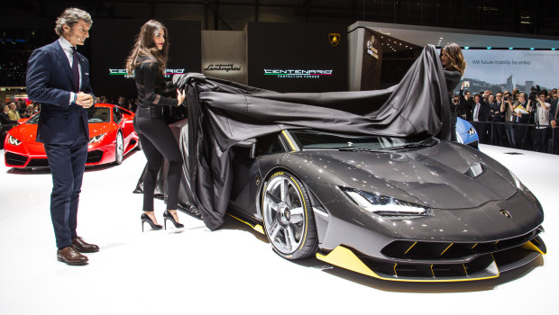 Newmotoring The Lamborghini Centenario Isn T A Pointless Supercar