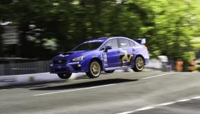 Subaru WRX STI Isle Of Man TT