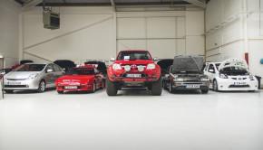 Toyota Heritage Workshop