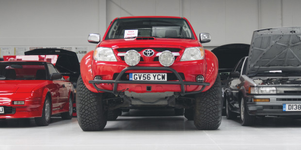 Toyota Hilux North Pole Topgear
