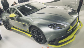 Aston Martin GT8 Video