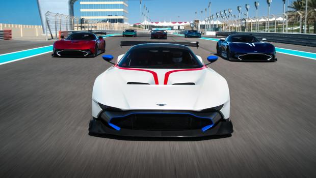 Newmotoring You Can Make Your Aston Martin Vulcan Road Legal