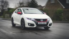 Honda Civic Sport 1.8 Review