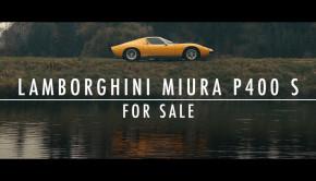 Lamborghini Miura P400 S For Sale