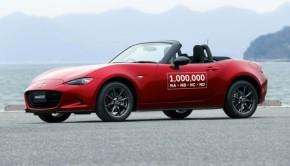Mazda MX5 1,000,000