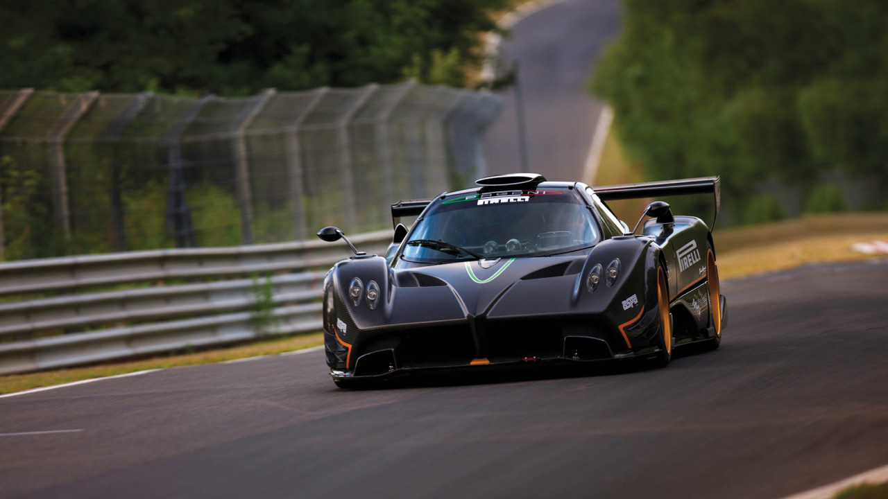 NewMotoring Nurburgring Times Are Back, Celebrate With The Zonda R