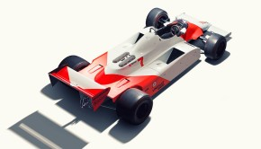 McLaren MP4:1 Carbon Fibre Video