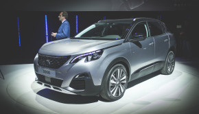Peugeot 3008 2017 Video