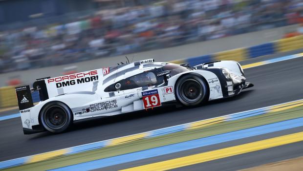 Stories Porsche 919 Hybrid Le Mans