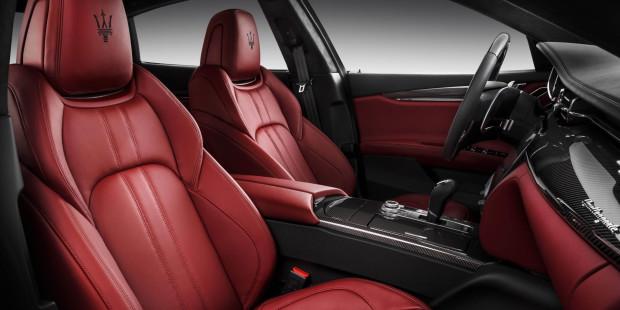 Maserati Quattroporte Gts Gransport Interior 2016