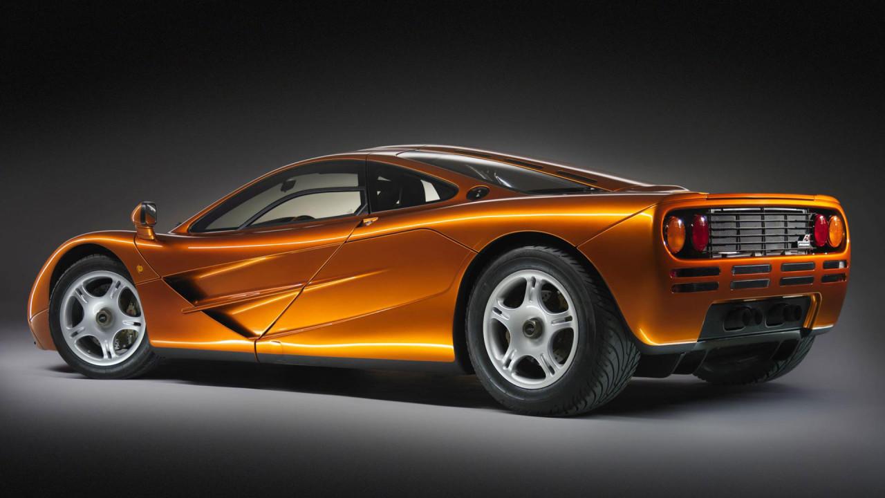 McLaren-F1-1992-Design