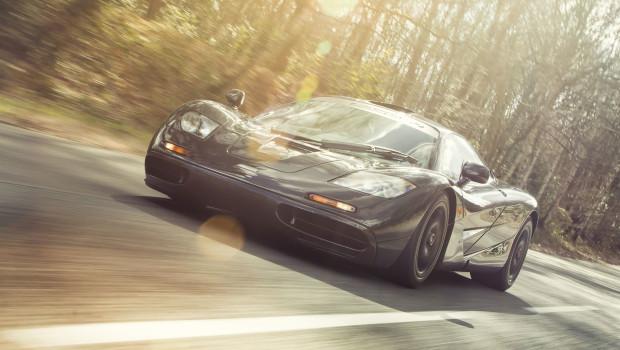 McLaren-F1-1992-Press-Release