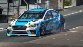 Subaru-WRX-STI-Isle-Of-Man-Lap-Record