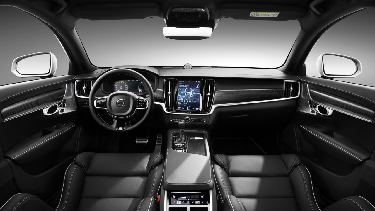 newmotoring the new volvo s90 r design is utterly gorgeous. Black Bedroom Furniture Sets. Home Design Ideas