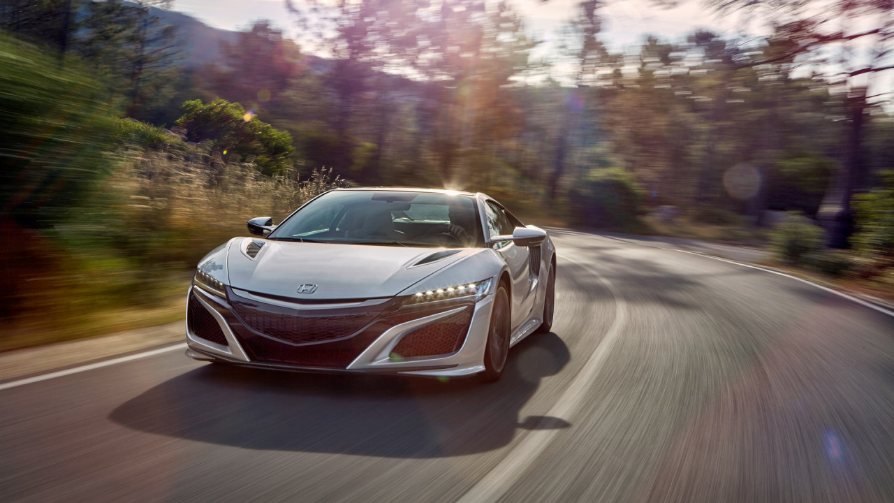 Newmotoring Why The Honda Nsx Is A Sports Car Not A Supercar