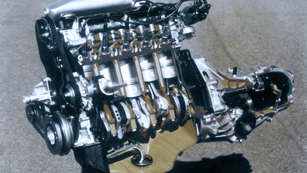 Audi-Five-Cylinder-Engine