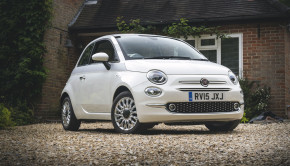 Fiat 500 2016 Review