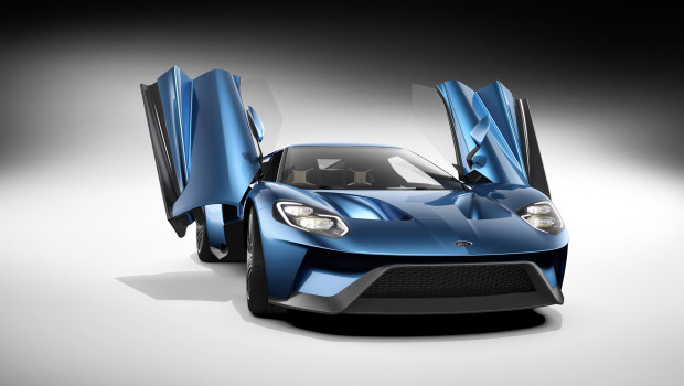 Stories Ford Gt Production Numbers