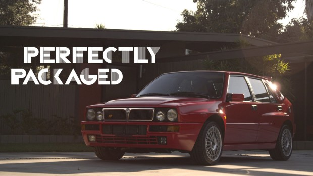 Lancia Delta Integrale Evo II Petrolicious Video