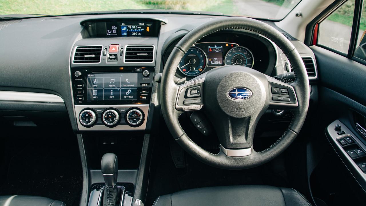 Subaru-XV-2016-Interior