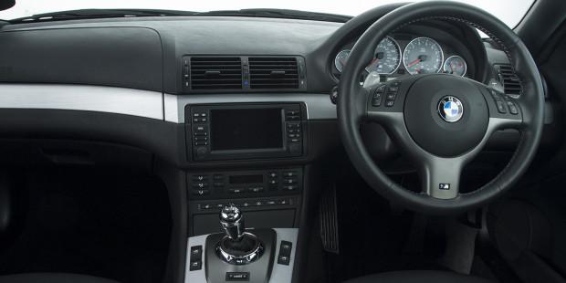 Bmw E46 M3 For Sale Interior