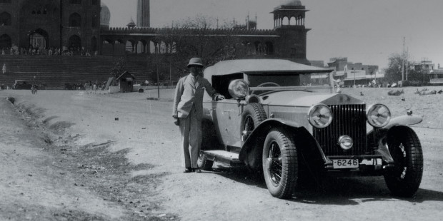 newmotoring rolls-royce-middle-east-1940s – newmotoring