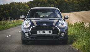Mini Cooper S Seven Engine
