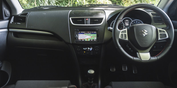 NewMotoring Suzuki-Swift-Sport-Interior – NewMotoring