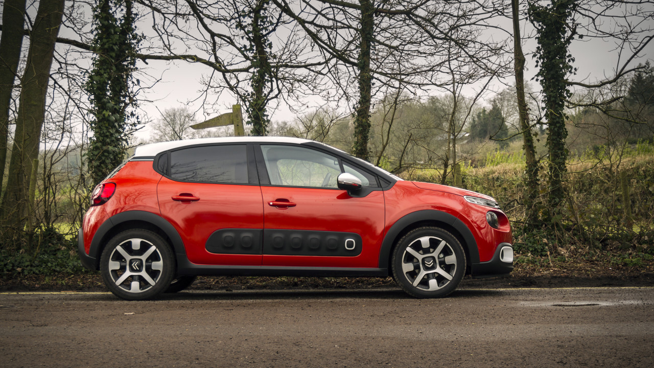 newmotoring the citroen c3 finally has some personality. Black Bedroom Furniture Sets. Home Design Ideas