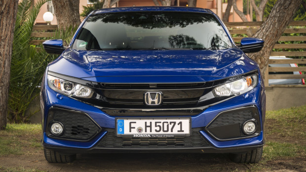Honda Civic 2017 Review