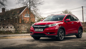 Honda HR-V Road Trip To Scotland Video