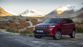 Jeep Cherokee Three Peaks Challenge Video
