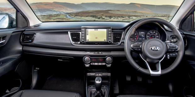 Kia Rio 2017 Interior >> Newmotoring Kia Rio 2017 Interior Newmotoring