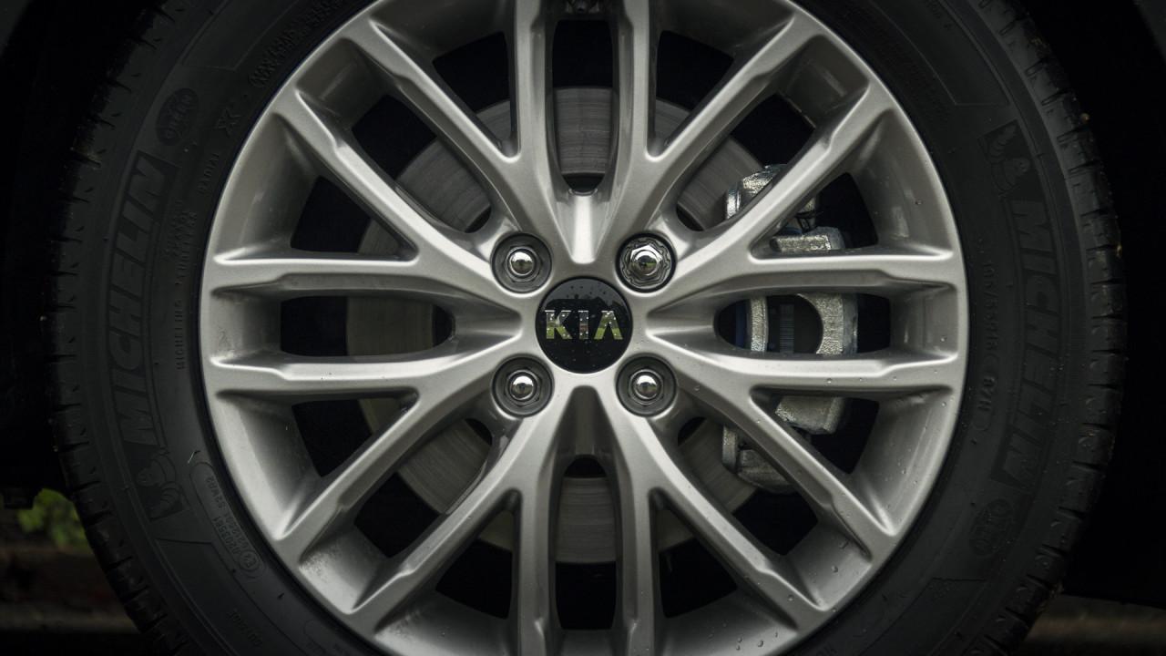 Kia Rio 2017 Wheels