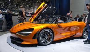 McLaren 720S Geneva Motor Show 2017 Video Highlights