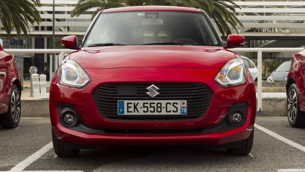Suzuki Swift 2017 First Drive