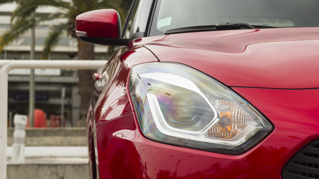 Suzuki Swift 2017 Lights