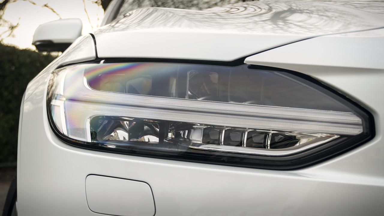 Volvo S90 Lights