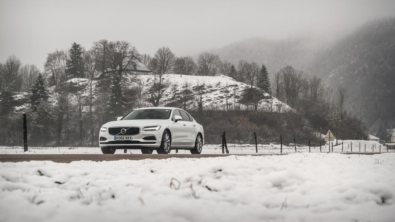 Volvo S90 Switzerland